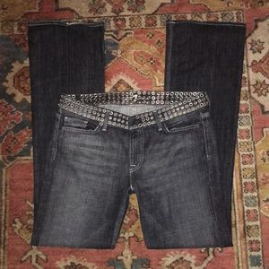EUC 7 for All Mankind Flynt Bootcut Jeans